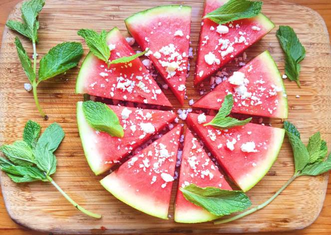 watermelon and feta.JPG