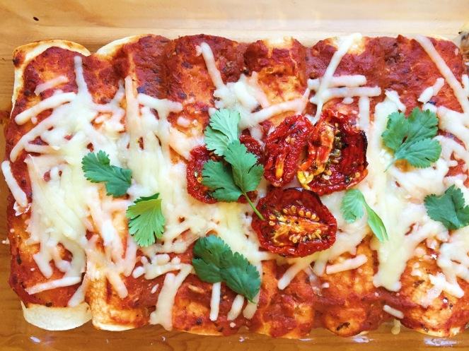 enchilada recipe