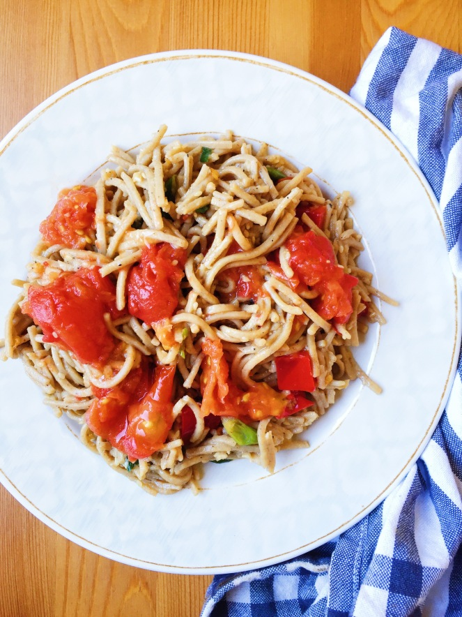 soba noodle spaghetti.JPG
