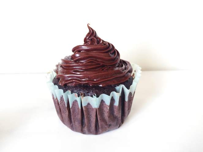 grain free chocolate cupcakes