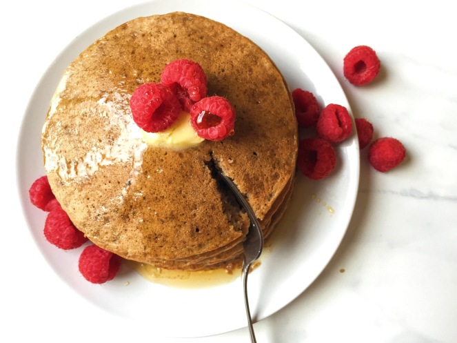 gluten-free-gingerbread-pancakes