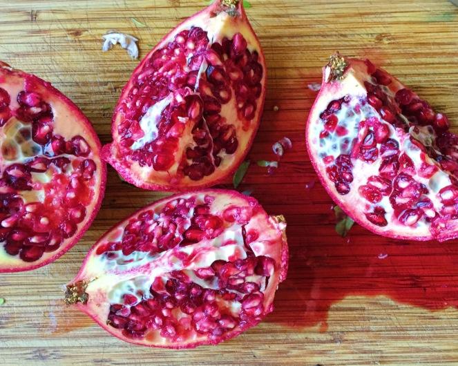 pomegranate-recipes