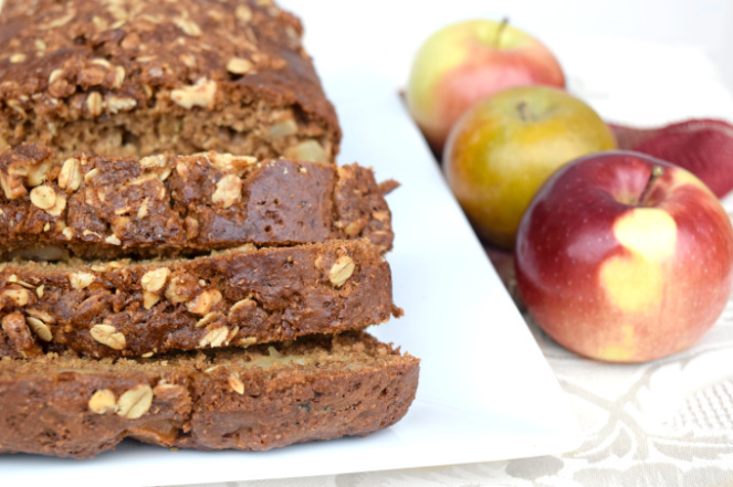 gingerbreadappleloaf1-thenutritiousprincess
