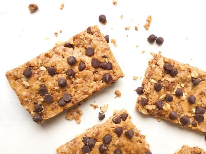 gluten free no bake granola